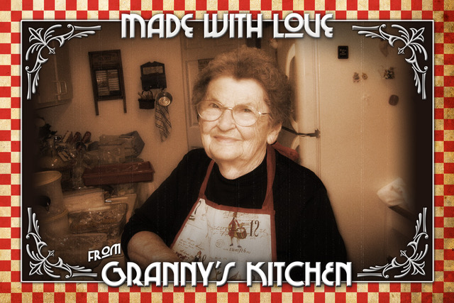 Granny's Kitchen Cookbooks